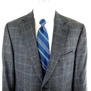 Cremieux Collection Loro Piana 42S 2 Button Wool